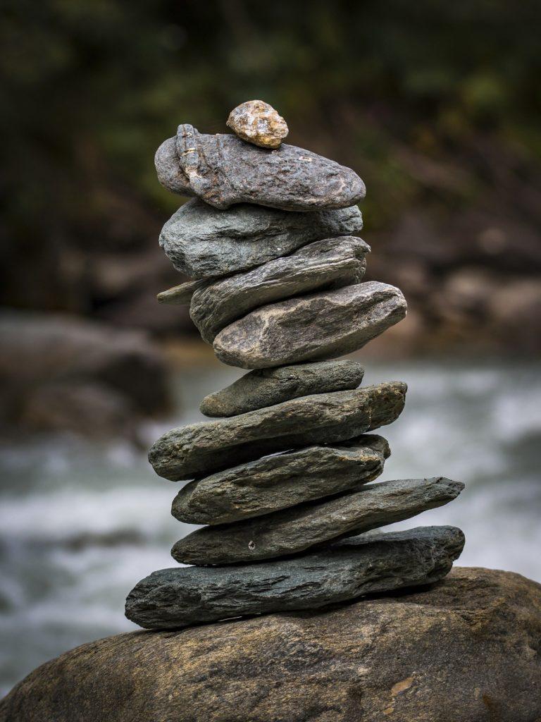 L'équilibre : une adaptation permanente.